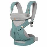 více - Ergobaby Nosítko 360 FOUR POSITION COOL AIR Icy Mint